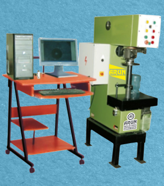 Brinell Hardness Testers - Fully Automatic Computerized - B 3000 (O)